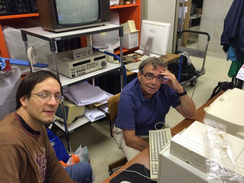 Rolf et Alain