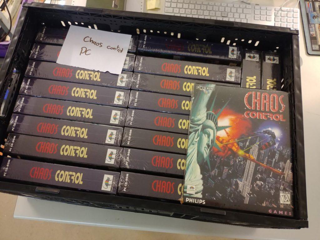 Quelques exemples de Chaos Control sur PC