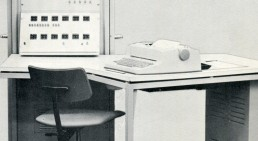 Une installation complète de l'ordinateur Cora 1
