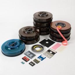 Supports magnétiques et papier