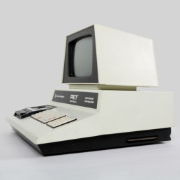 Micro-ordinateur Commodore PET 2001