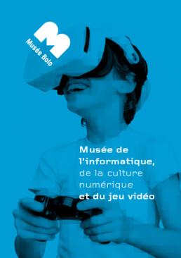 Plaquette de présentation du Musée Bolo