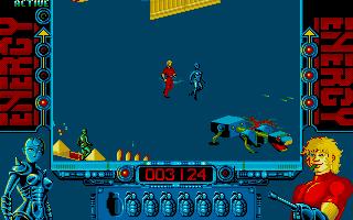 Cobra Ⅱ (1989) sur Atari ST, source MobyGames