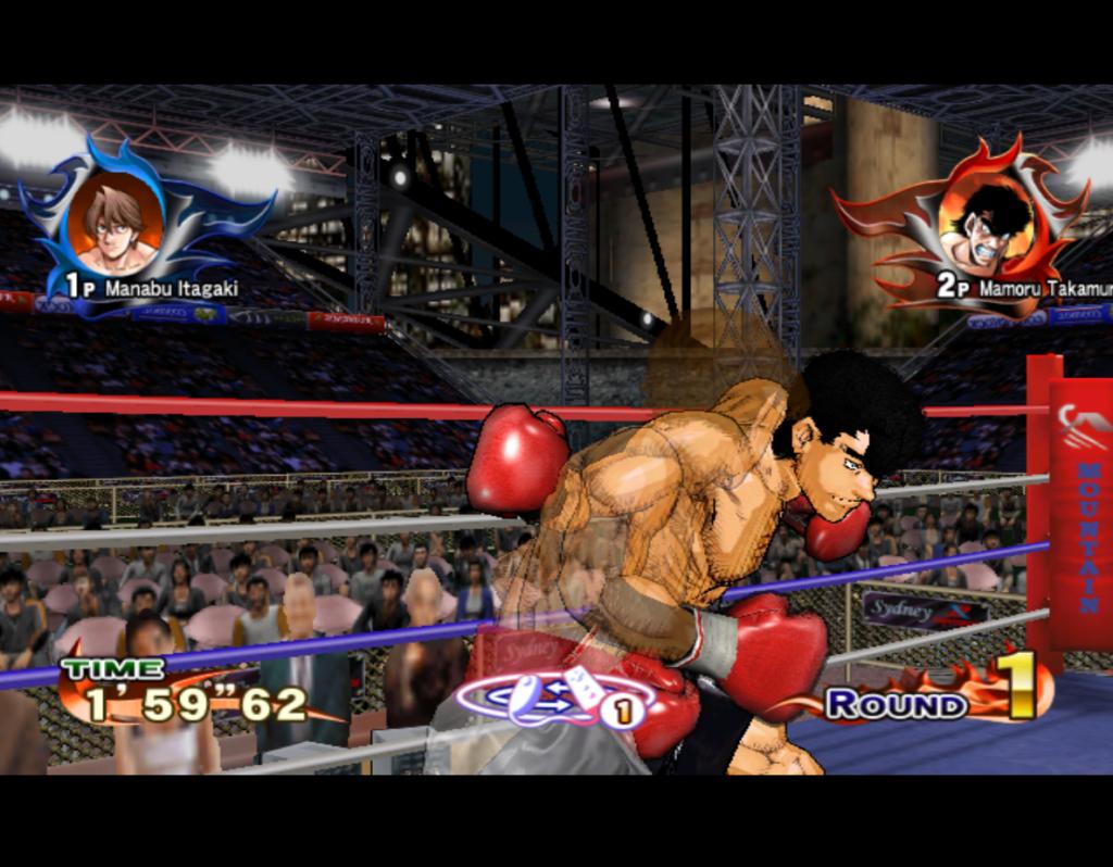 はじめの一歩 REVOLUTION (Hajime no Ippo: Revolution - 2007) sur Wii