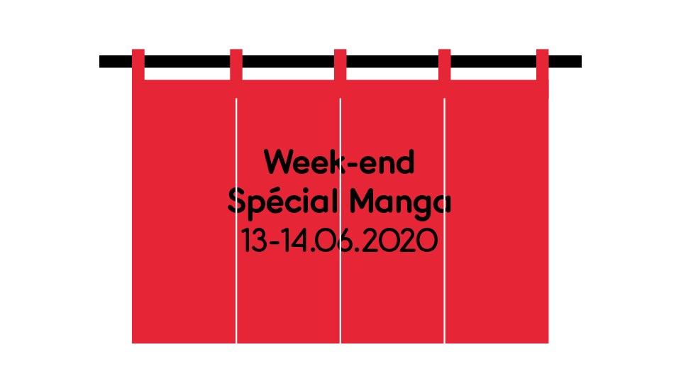 Visuel du Week-end Spécial Manga du Musée Olympique